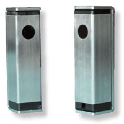 Prastel FSTYLE25A pair of vandal-proof photocell with 25m range